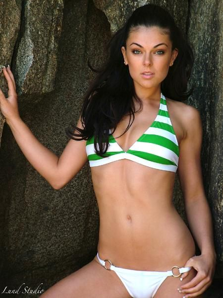 Serinda Swan there she is