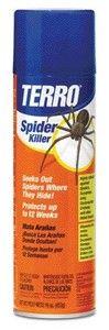 Terro Spider Killer Aerosol, 16 Ounce #LiveBugFree