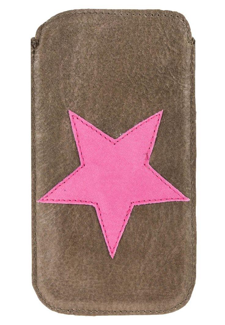 Fab - ONE STAR - Kännykkäpussi - oliivi