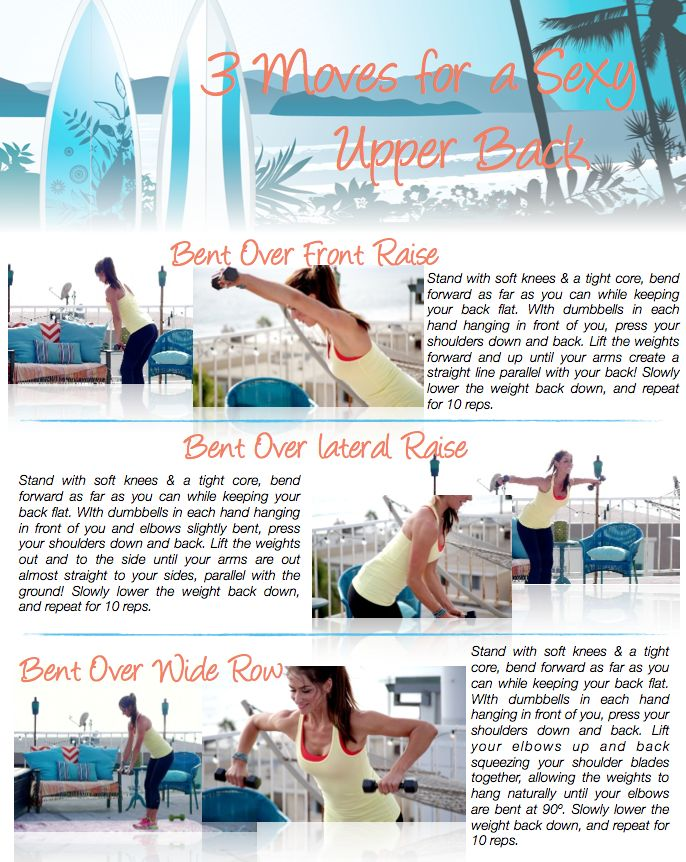 ladies coats on sale 3 Moves for a sexy upper back  Bikini Series Vision Board createyo