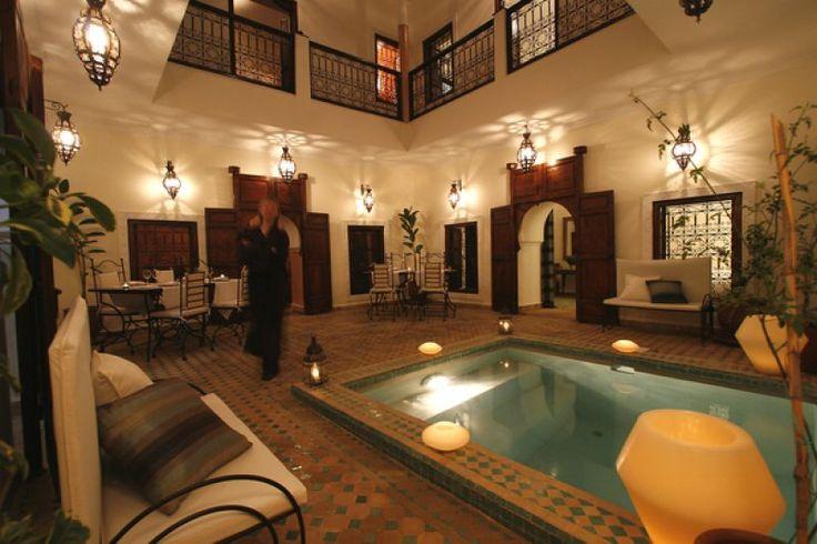 riad dar elma spa | Thalasso Maroc : hotel spa de luxe a Marrakech pour sejour ...