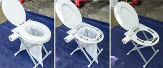 This tutorial will show how to make a portable commode for travel, camping, hunting, fishing, events without facilities, etc. I created this portable commode for a...