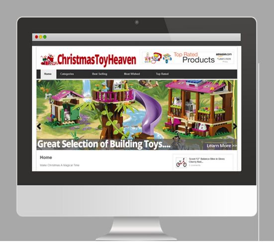 CHRISTMAS TOYS HEAVEN is AWESOME Product by mike mckay. CHRISTMAS TOYS HEAVEN is TOP Amazon Review Theme in The Toys Niche Already Filled with Almost 4000 Product Automatically Updates.