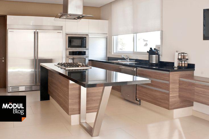 Top 8 de los mejores diseños para una cocina contemporánea | Cocinas ...