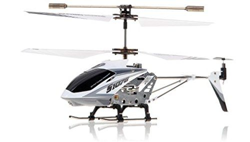 Special Offers - Syma S107G 3 Channel RC Radio Remote Control Helicopter with Gyro  White - In stock & Free Shipping. You can save more money! Check It (May 06 2016 at 11:32AM) >> http://rcairplaneusa.net/syma-s107g-3-channel-rc-radio-remote-control-helicopter-with-gyro-white/