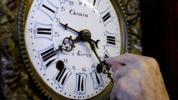Spring Forward For Daylight Saving Time This Weekend: http://newyork.cbslocal.com/2014/03/07/spring-forward-for-daylight-saving-time-this-weekend/