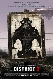 District 9 #poster