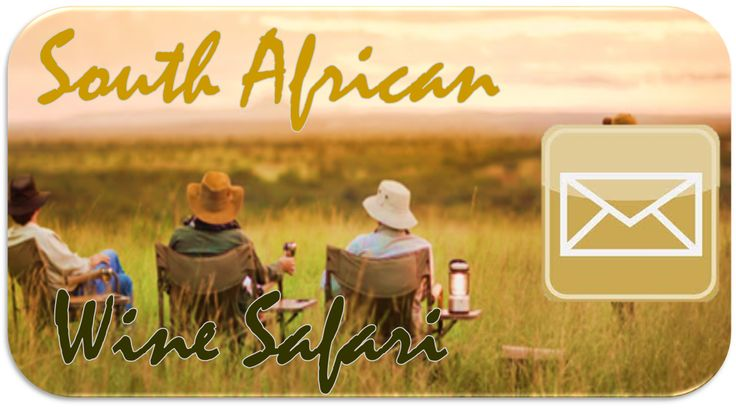 I make 3 BIG promises for the South African Wine Safari!