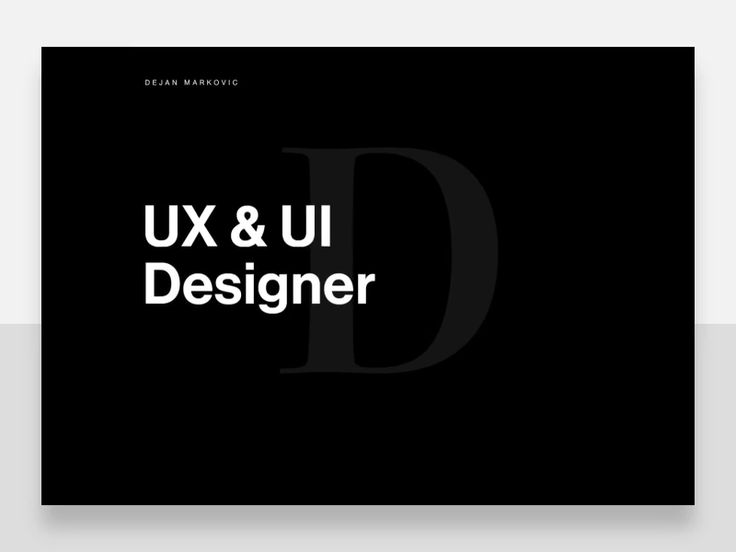 Hey Dribbble,  I'm uploading something I've created few days after I uploaded my last shot about lunching my personal site. I've always have been a fan of dark websites, although my personal websit...