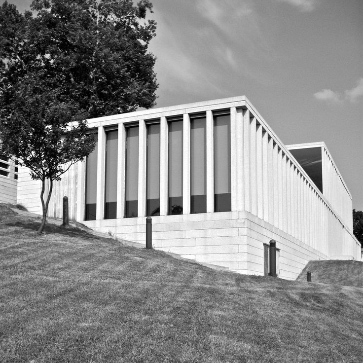 Literature Museum in Marbach am Neckar by David Chipperfield. Photo by Kopdesign, edited by NOMAA|marco jongmans.