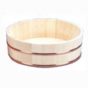 Hangiri mastello-catino in legno cm 52