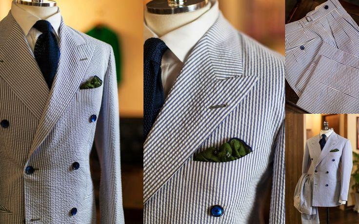 searsucker suit