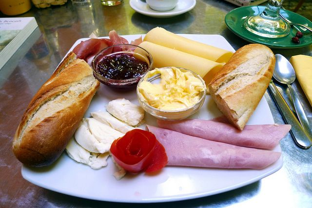 Les 20 meilleurs petits déjeuners du monde. L'écossais est vraiment très étrange...