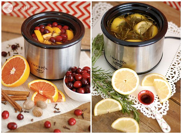 My Favorite Simmering Potpourri Recipes | One Good Thing by Jillee