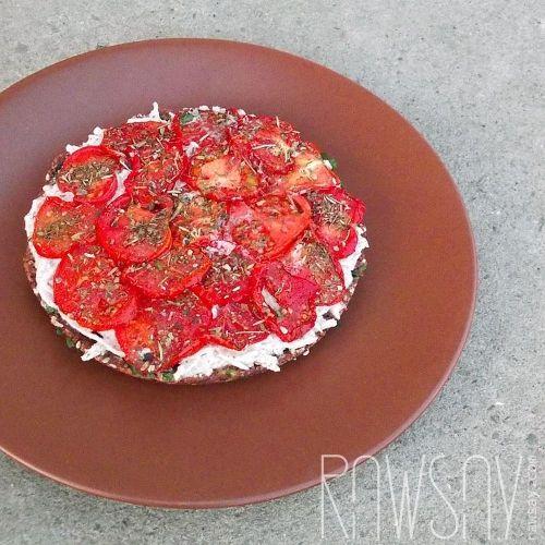 Овощной пирог - Сыроедение, рецепты и диеты - Rawsay