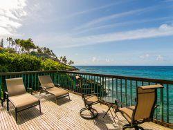 Poipu Shores 101B 1 bedroom / 1.5 bathrooms Poipu Kauai Oceanfront rental with AC Kauai Condo Rentals | Kauai Vacation Homes | Kauai Real Estate