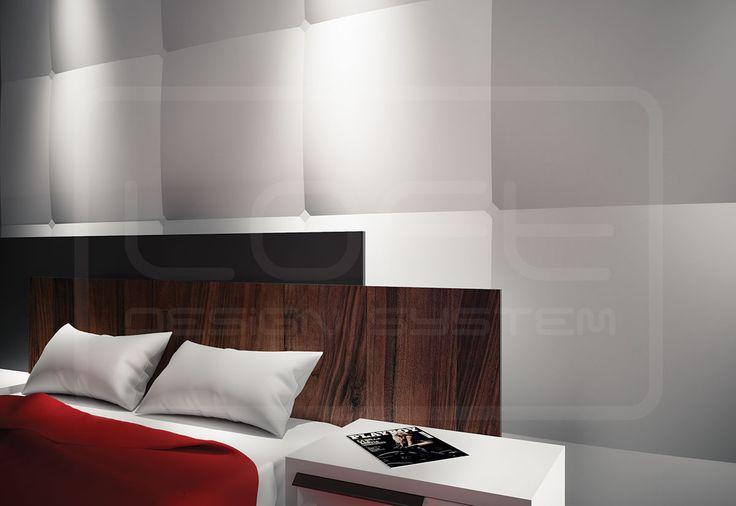 Cushion- model 22.  Click at the photo to get more information or to visit our website.  #LoftDesignSystem #loftsystem #Decorativepanels #Inspiration #Interior #Design #wallpanels #3Ddecorativepanels #3dpanels #3dwallpanels #house #home #homedesign #Decorations #homedecorations #meringue #bedroom #salon #livingroom
