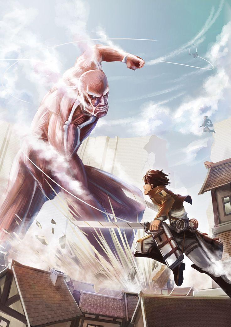 進撃の巨人  進擊的巨人  Attack on Titan  Shingeki no Kyojin