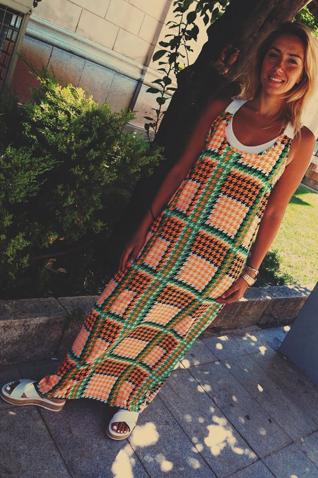 pretty as it's owner? well, it's close! Beautiful Iokasti wearing the dress named after her! <3