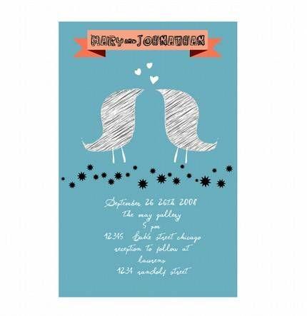 25 Unique wedding invitation wording