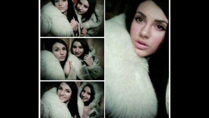Woman In White Fox Fur Part 27