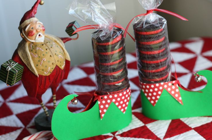 Oreo Elf Shoes