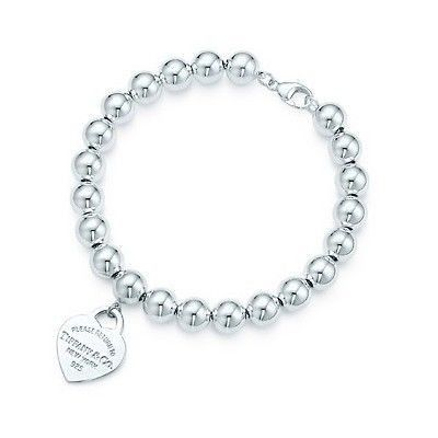 Gonna own a real piece! Tiffany And Co Bracelet Bracelet Return To Bead Silver 193