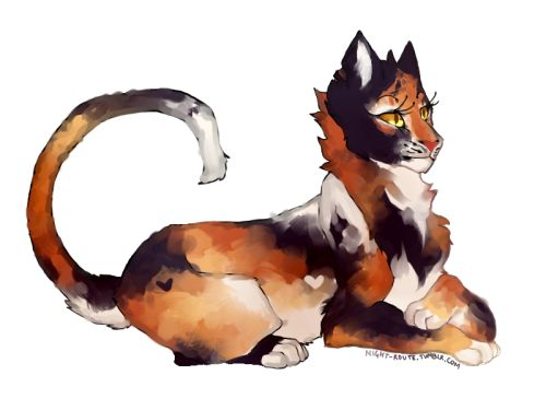 Mapleshade has to be my favorite female villain from warriors. Her history is very similar to Bluestars, but the clans were different during Mapleshade's time. During Bluestar's time, Thunderclan was a whole lot more forgiving.
