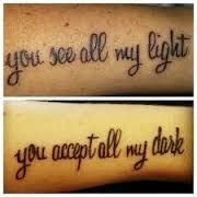 Image result for husband and wife tattoo ideas