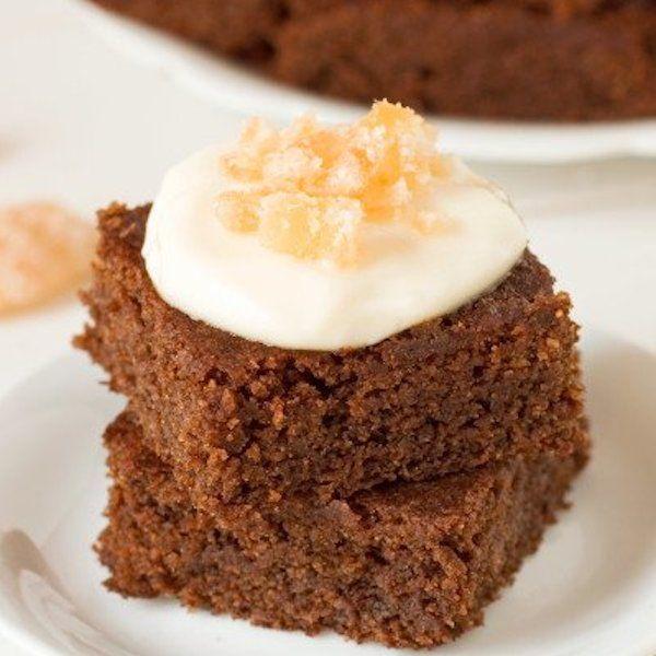 Gluten Free Gingerbread Cake - My Honeys Place