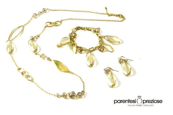 #ParentesiPreziose Italian Finest Jewellery in #franchising. E' la nuova Collezione di #Bijoux, Raffinati ed Eleganti. Tantissimi Bijoux Unici e......Desiderabili!