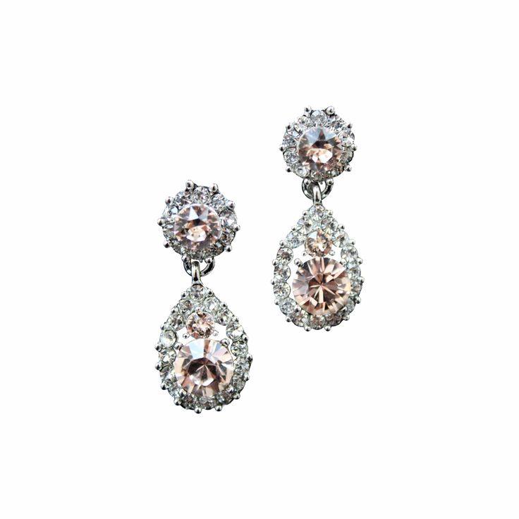 Sofia Silk örhängen från Lily and Rose - Örhängen - Smycken