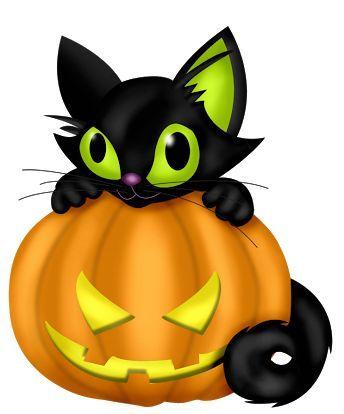 307 best halloween clip art images on pinterest halloween clipart rh pinterest com halloween cat face clipart halloween black cat clipart