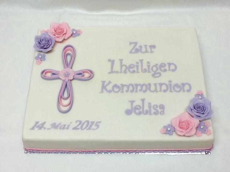 Erstkommunion- Torte
