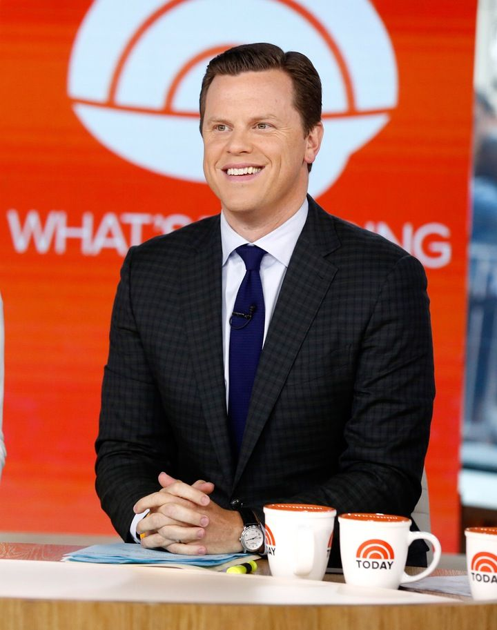 CONGRATS!: 'Today' Star Willie Geist Lands His Own NBC Morning Show! (REPORT)