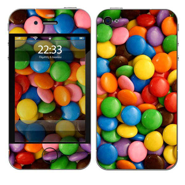 Mobile Sticker CANDIES 1 by Sticky!!!