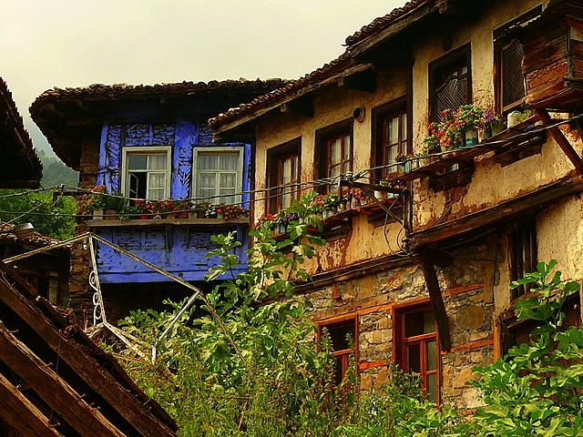 KIRSAL MiMARi - Cumalikizik, Bursa