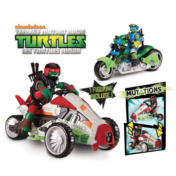 Les 25 meilleures id es concernant jeux tortue ninja sur - Voiture des tortues ninja ...