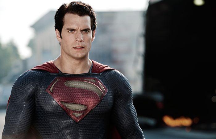 Henry Cavill's Superman workout