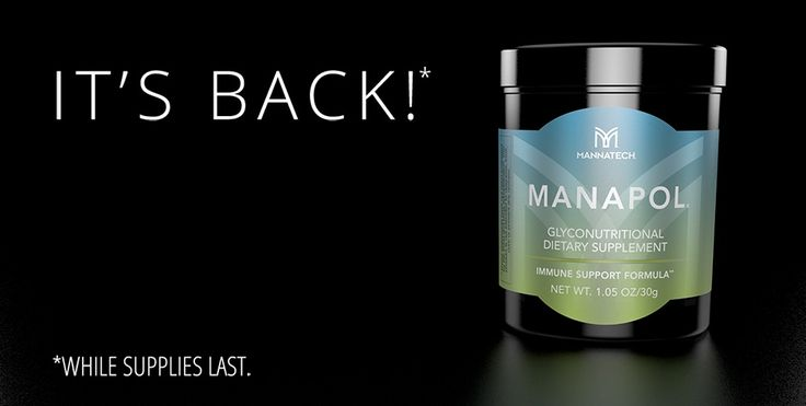 Manapol is Back: Buy 1 Manapol, Get 1 FREE Ambrotose AO