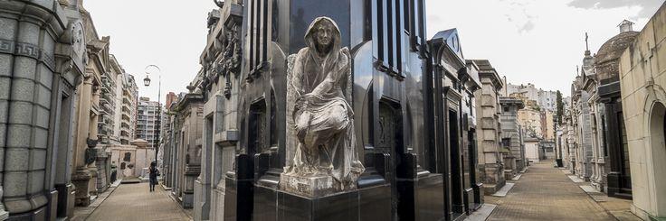 Cementerio de la Recoleta, Buenos Aires Argentina