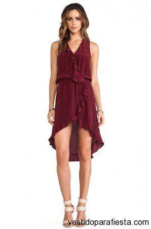 Vestidos cortos de fiesta color vino moda otoño 2014 https://vestidoparafiesta.com/vestidos-cortos-de-fiesta-color-vino-moda-otono-2014/ #vestidos #moda #dress #fashion #partydress #falldress #style #fall