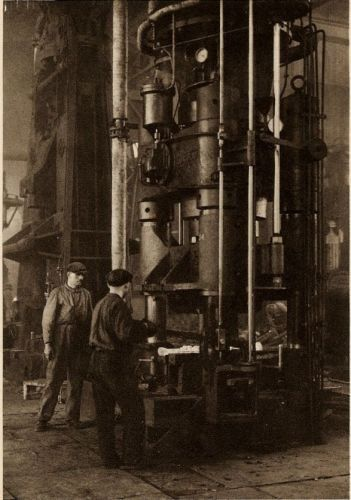 The forge (about 1930)