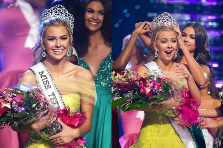 Karlie Hay from Texas crowned as Miss Teen USA 2016