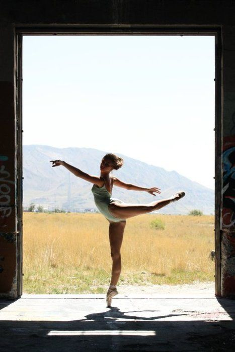 Her pose, situated in the door space, with light on dark, is a breaktaking scene.