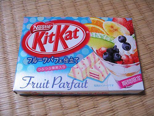 Kit Várzea – os trocentos sabores de Kit Kat!