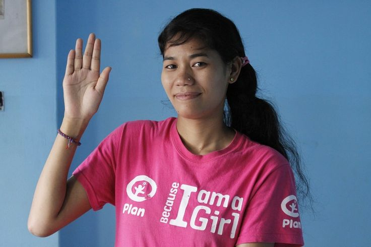 I Am Malala Hand