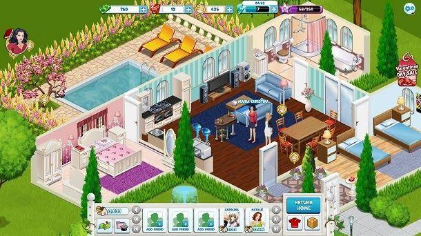Suburbia é um jogo de simulação de vida para o Facebook, onde os jogadores vivem uma vida online imaginária.