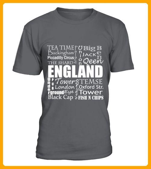 Spirit of England - Shirts für reisende (*Partner-Link)