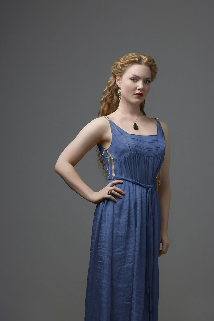 The Borgias - Season 3 Promo - Holliday Grainger as Lucrezia Borgia
